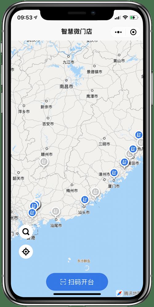 自习室案例地图6