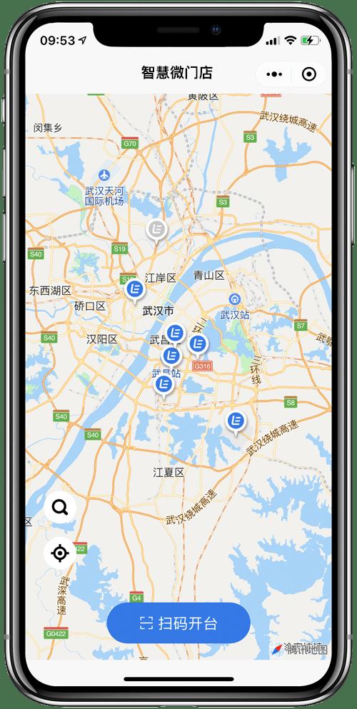 自习室案例地图7